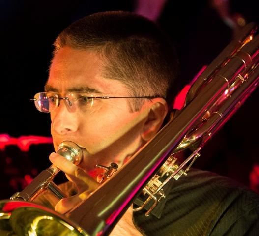 Andrew Fielden - Trombone