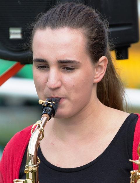 Emma Field - Alto Sax