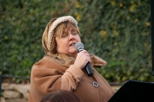 Geraldine Allen - Oxford Castle Dec 10th 2011