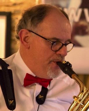 Jeremy Hawkins - Baritone Sax