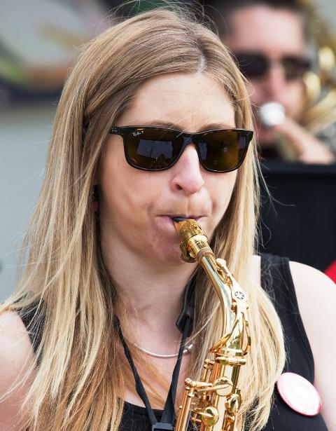Maddie Walters - Alto Sax