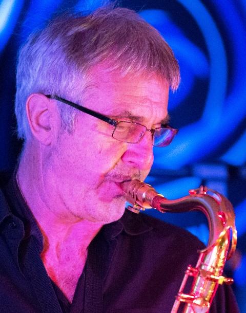 Martin NIchols - Tenor Sax