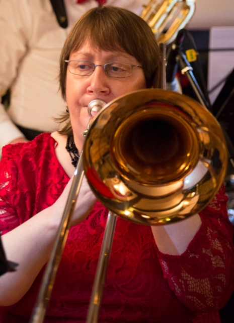 Penny Tindall - Trombone
