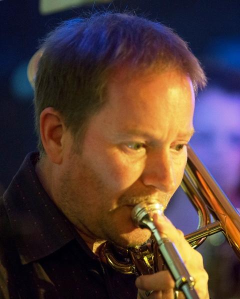 Richard Dodds - Trombone