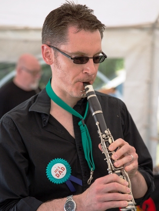 Gordon Fletcher - Clarinet and Sax