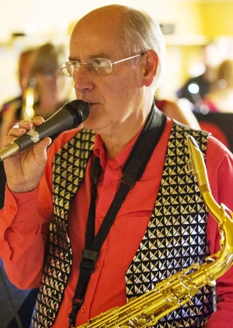 Howard Rigby - Tenor Sax (and banter)