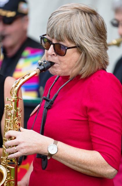 Katie Hawkins - Alto Sax