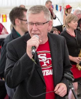 Lars Frimert - Sångare