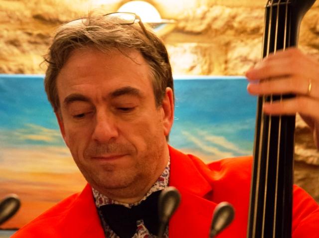 Neil Burston - Bass Guitar
